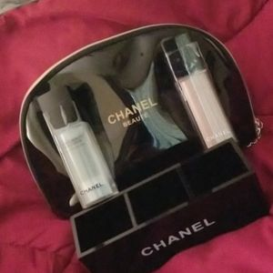 High end Chanel bundle 4 items plus free gift
